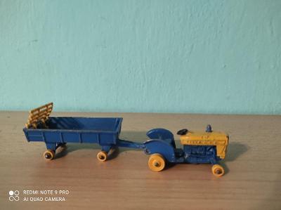 Matchbox Ford Tractor / angličák