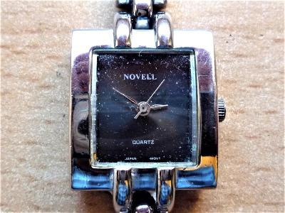 Náramkové hodinky NOVELL quartz #7-37