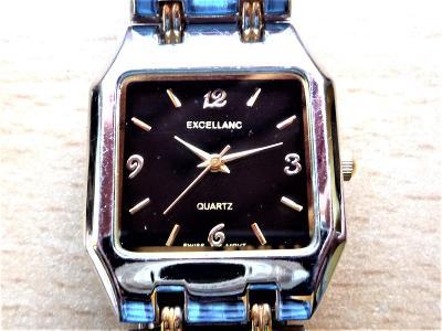 Náramkové hodinky EXCELLANC quartz #46-37