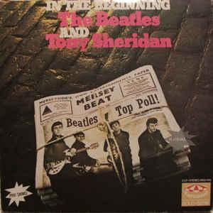 2 LP The Beatles And Tony Sheridan – In The Beginning   NM