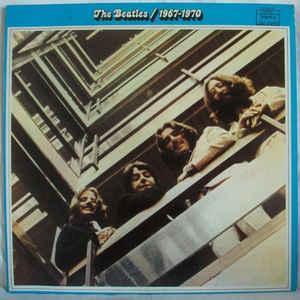 2 lp The Beatles – 1967-1970  – LSAP-70547/8, super stav