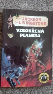 gamebook Vzbouřena planeta