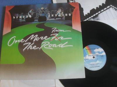 LP Lynyrd Skynyrd - One More From The Road 2 LP