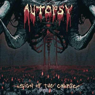 LP AUTOPSY - Sign Of The Corpse NOVÝ, ZABALENÝ vinyl Abscess Death