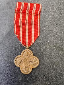 Medaile Československo 1 republika