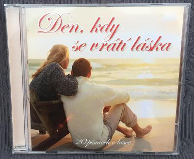 CD - 20 písniček o lásce (2006), CD V PĚKNÉM STAVU