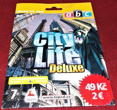 PC hra - City Life