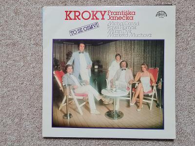 LP Kroky Fr.Janečka-To se oslaví