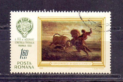 Rumunsko - Mich. č. 2676 - Filatelie