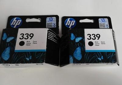 +++ Originální cartrige HP 339 black C8767EE, expirace 11/2020 +++