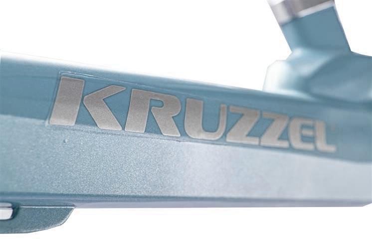 Dětské odrážedlo kolo Kruzzel modré - Hračky