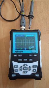 Osciloskop 120Mhz