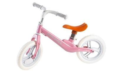 Dětské odrážedlo kolo Kruzzel růžové