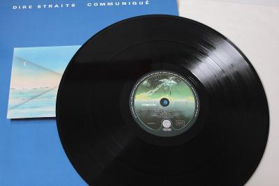Dire Straits – Communiqué LP 1979 vinyl Germany Club Ed jako nove NM