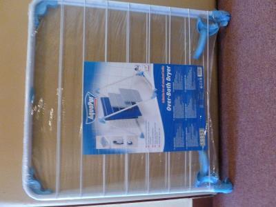 Sušák na prádlo na vanu - popis viz foto