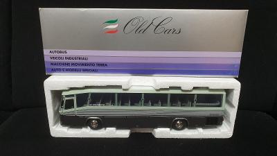 Model 1:43 Old Cars - autobus Renault Padane - kovový model  RARITA