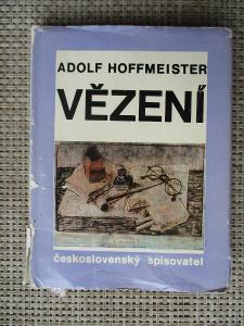 Hoffmeister Adolf - Vězení  (1. vydání)