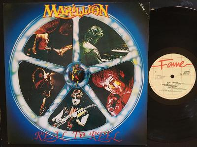 MARILLION Real to reel UK EX LP FAME