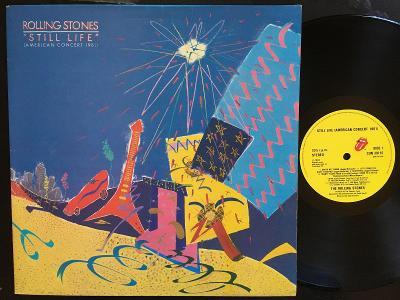 THE ROLLING STONES Still life UK EX 1982 LP