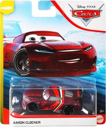 CARS AUTÍČKO AARON CLOCKER - Hračky