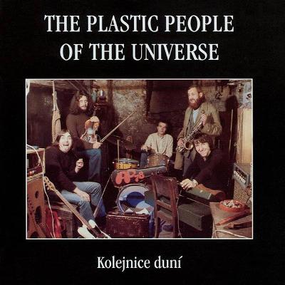 CD The Plastic People Of The Universe – Kolejnice Duní