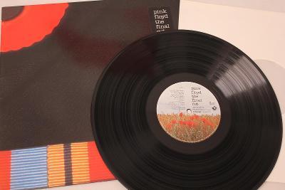 Pink Floyd – The Final Cut LP 1983 vinyl D 1.p jako nove NM