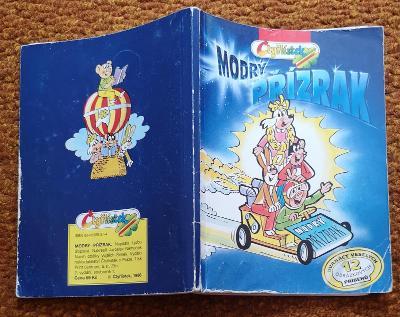 ČTYŘLÍSTEK Modrý přízrak 1996