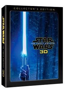 Star Wars: Síla se probouzí - Blu-ray 3D + 2D Limitovaná sběratelská e