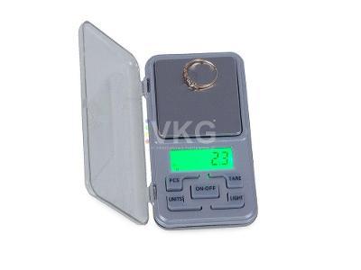 Digitální kapesní váha 500g / 0,01g + dárek