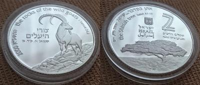 2000 --- Izrael *** OHROŽENÉ DRUHY ***