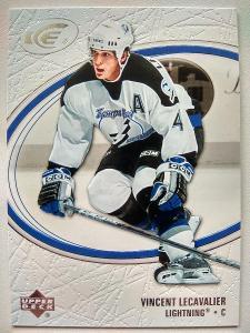 Vincent Lecavalier #89 Tampa Bay Lightning 2005/06 Upper Deck ICE