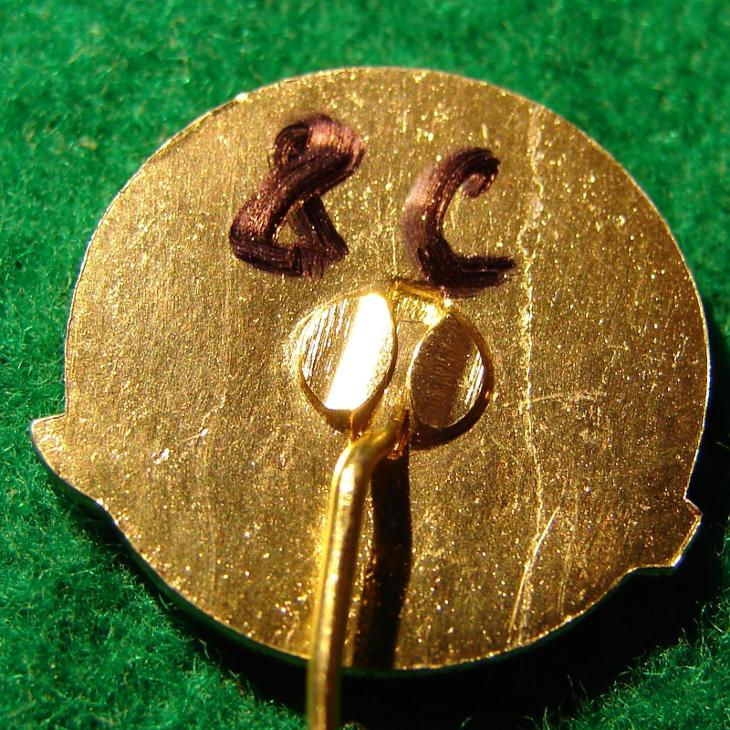 odznak/ IX MPS DUNAJEC-Č .KLÁŠTOR 1962 /8C - Faleristika