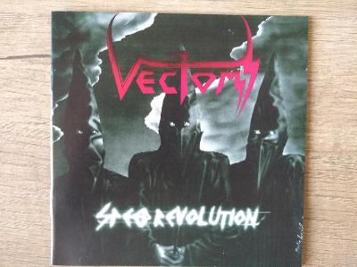 CD-VECTOM-Speed Revolution/Rules Of Mystery/leg.speed,DE