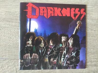 CD-DARKNESS-Death Squad/leg.thrash,DE,reed 2005