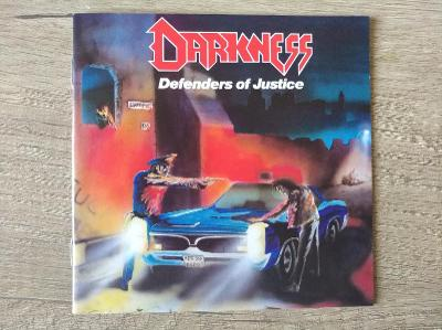 CD-DARNESS-Defenders Of Justice/leg.thrash,DE,reed 2005