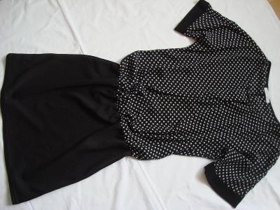Promod parádní šaty vel S-M