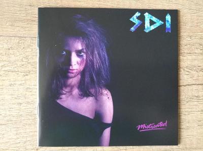 CD-S.D.I.-Mistreated/leg.tharsh,speed DE,reed 2021,remaster
