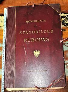 Monumente standbilder europas verlag von ernst wasmuth berlin