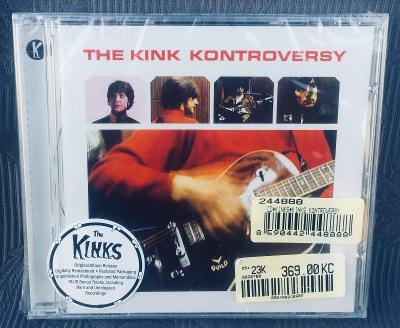 CD - The Kinks , CD V PĚKNÉM STAVU