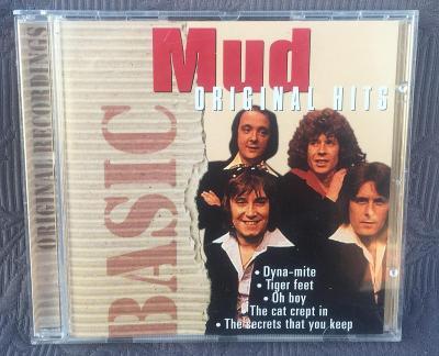 CD - Mud , CD V PĚKNÉM STAVU