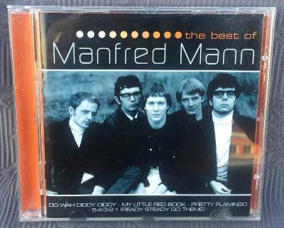CD - Manfred Mann, CD V PĚKNÉM STAVU