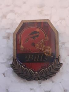 Odznak BUFFALO BILLS - NFL 1996 - 1997 - americký fotbal