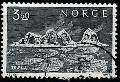 Norsko - Mi: 587 - známky na doplnění