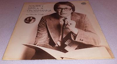 LP Miloslav Šimek - Povídky Šimka a Grossmanna