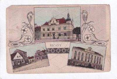 ŘÍČANY U Škvorec Sluštice Jesenice Mnichovice Úvaly Tehov PRAHA VÝCHOD