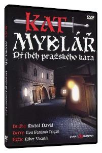 KAT MYDLÁŘ (PŘÍBĚH PRAŽSKÉHO KATA) - MUZIKÁL (DVD)
