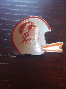 Odznak TAMPA BAY BUCCANEERS - NFL  - americký fotbal