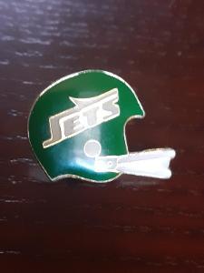 Odznak  NEW YORK JETS  - NFL  - americký fotbal
