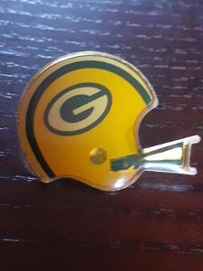 Odznak GREEN BAY PACKERS  - NFL - americký fotbal