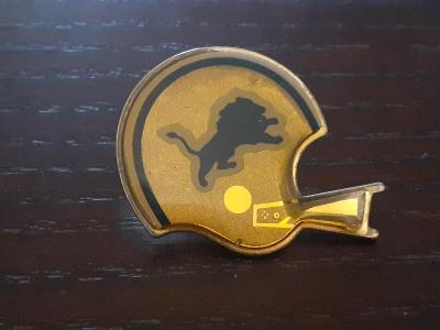 Odznak DETROIT LIONS  - NFL  - americký fotbal